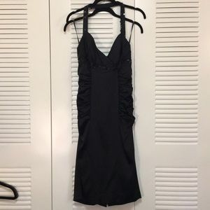 Betsey Johnson Silk Evening Dress